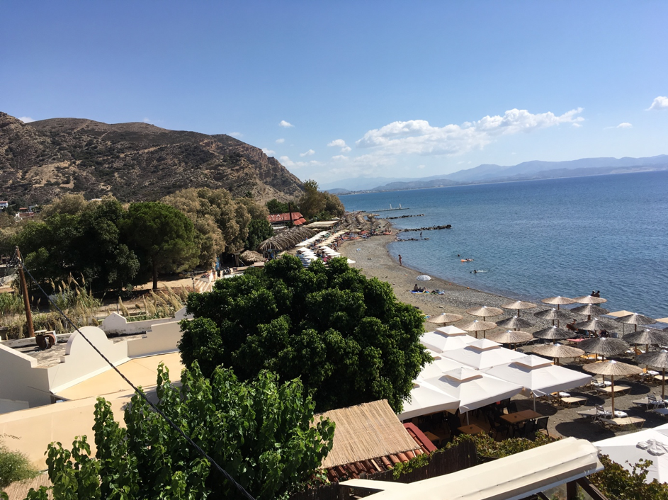 Welcome to Paradise – Anreise, Ankunft in Agia Galini,  Teil 2
