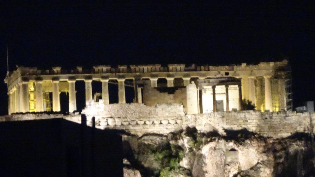 Athen November 2019