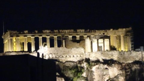 Zwischenlandung in Athen und 22 Stunden Zeit – Akropolis und Plaka